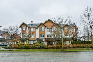 "Photo 1: 47 8717 159TH Street in Surrey: Fleetwood Tynehead Townhouse for sale in ""Springfield Gardens"" : MLS®# R2250829"
