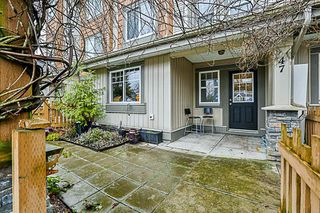 "Photo 19: 47 8717 159TH Street in Surrey: Fleetwood Tynehead Townhouse for sale in ""Springfield Gardens"" : MLS®# R2250829"