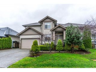 Photo 1: 16657 63B AVENUE in Surrey: Cloverdale BC House for sale (Cloverdale)  : MLS®# R2243701