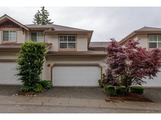 """Photo 1: 78 35287 OLD YALE Road in Abbotsford: Abbotsford East Townhouse for sale in """"The Falls"""" : MLS®# R2280191"""