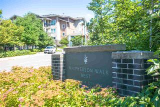 "Photo 15: 112 5775 IRMIN Street in Burnaby: Metrotown Condo for sale in ""Macpherson Walk"" (Burnaby South)  : MLS®# R2285447"