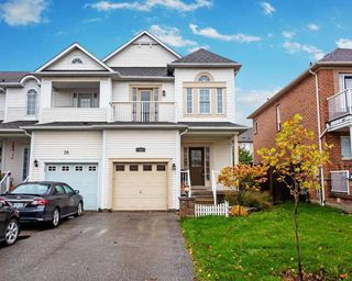 Photo 1: 24 Tallships Drive in Whitby: Port Whitby House (2-Storey) for sale : MLS®# E4291790