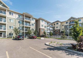 Main Photo: 308 12660 142 Avenue in Edmonton: Zone 27 Condo for sale : MLS®# E4136620