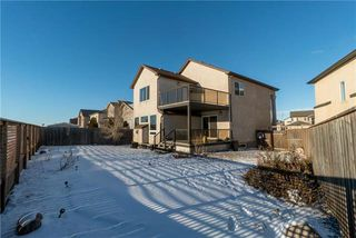 Photo 20: 82 Sabourin Place in Winnipeg: Island Lakes Residential for sale (2J)  : MLS®# 1831682