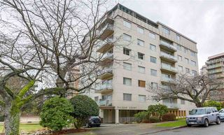 Photo 1: 506 2409 W 43 Avenue in Vancouver: Kerrisdale Condo for sale (Vancouver West)  : MLS®# R2330121
