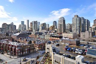 "Main Photo: 1106 950 CAMBIE Street in Vancouver: Yaletown Condo for sale in ""Pacific Place Landmark I in Yaletown"" (Vancouver West)  : MLS®# R2339824"