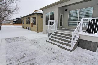 Photo 20: 393 Scotswood Drive South in Winnipeg: Charleswood Residential for sale (1G)  : MLS®# 1902769