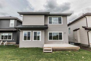 Photo 29: 1424 161 Street in Edmonton: Zone 56 House for sale : MLS®# E4144819