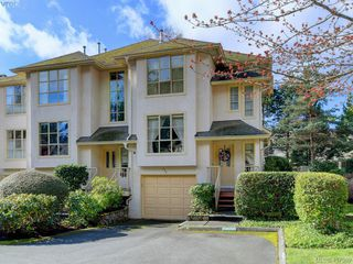 Photo 1: 206 510 Marsett Place in VICTORIA: SW Royal Oak Row/Townhouse for sale (Saanich West)  : MLS®# 407360