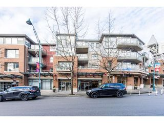 "Photo 1: 320 225 NEWPORT Drive in Port Moody: North Shore Pt Moody Condo for sale in ""CALEDONIA"" : MLS®# R2355037"
