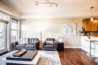 Photo 8: 405 10808 71 Avenue in Edmonton: Zone 15 Condo for sale : MLS®# E4152704