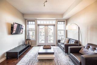 Photo 2: 405 10808 71 Avenue in Edmonton: Zone 15 Condo for sale : MLS®# E4152704