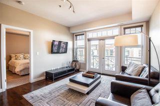 Photo 3: 405 10808 71 Avenue in Edmonton: Zone 15 Condo for sale : MLS®# E4152704