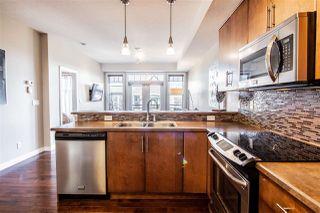 Photo 6: 405 10808 71 Avenue in Edmonton: Zone 15 Condo for sale : MLS®# E4152704