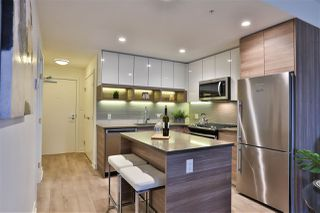 """Main Photo: 909 8850 UNIVERSITY Crescent in Burnaby: Simon Fraser Univer. Condo for sale in """"The Peak"""" (Burnaby North)  : MLS®# R2361806"""