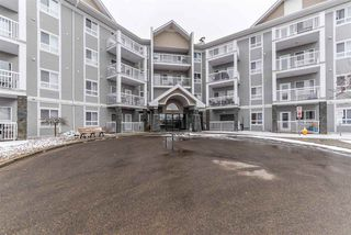 Photo 1: 311 5340 199 Street in Edmonton: Zone 58 Condo for sale : MLS®# E4154599