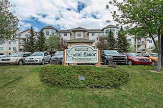 Main Photo: 201 69 CRYSTAL Lane: Sherwood Park Condo for sale : MLS®# E4158308