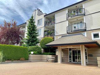 "Photo 1: 111 7500 MINORU Boulevard in Richmond: Brighouse South Condo for sale in ""Carmel pointe"" : MLS®# R2381019"