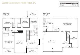 Photo 20: 20286 STANTON Avenue in Maple Ridge: Southwest Maple Ridge House for sale : MLS®# R2381763