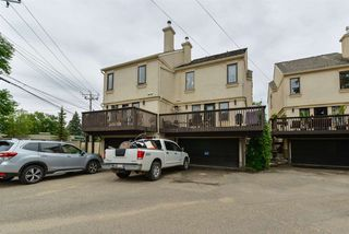 Photo 30: 12622 105 Avenue in Edmonton: Zone 07 Townhouse for sale : MLS®# E4164983