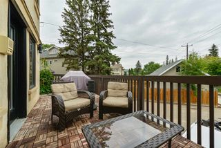 Photo 18: 12622 105 Avenue in Edmonton: Zone 07 Townhouse for sale : MLS®# E4164983