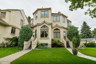 Photo 2: 12622 105 Avenue in Edmonton: Zone 07 Townhouse for sale : MLS®# E4164983