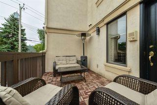 Photo 17: 12622 105 Avenue in Edmonton: Zone 07 Townhouse for sale : MLS®# E4164983