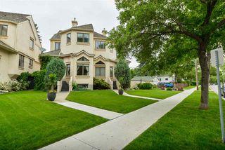 Main Photo: 12622 105 Avenue in Edmonton: Zone 07 Townhouse for sale : MLS®# E4164983