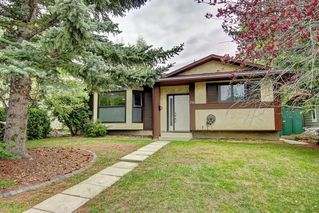 Photo 1: 316 SILVER HILL WY NW in Calgary: Silver Springs House for sale : MLS®# C4265263
