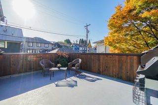 Photo 18: 3105 ALBERTA Street in Vancouver: Mount Pleasant VW Townhouse for sale (Vancouver West)  : MLS®# R2416181