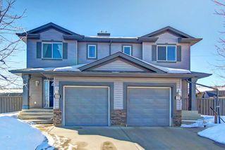 Photo 32: 21327 48 Avenue in Edmonton: Zone 58 House Half Duplex for sale : MLS®# E4189857