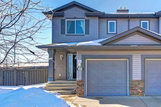 Main Photo: 21327 48 Avenue in Edmonton: Zone 58 House Half Duplex for sale : MLS®# E4189857
