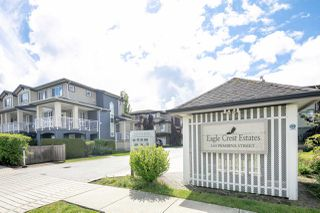 "Photo 2: 50 160 PEMBINA Street in New Westminster: Queensborough Townhouse for sale in ""EAGLE CREST ESTATES"" : MLS®# R2456635"