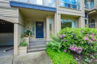 """Main Photo: 105 1100 W 7TH Avenue in Vancouver: Fairview VW Condo for sale in """"Windgate Choklit Park"""" (Vancouver West)  : MLS®# R2460155"""