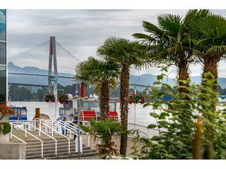 "Photo 31: 415 12 K DE K Court in New Westminster: Quay Condo for sale in ""DOCKSIDE"" : MLS®# R2478781"