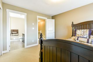 """Photo 16: 35 8418 163 Street in Surrey: Fleetwood Tynehead Townhouse for sale in """"MAPLE ON 84"""" : MLS®# R2508111"""