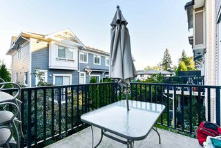 """Photo 24: 35 8418 163 Street in Surrey: Fleetwood Tynehead Townhouse for sale in """"MAPLE ON 84"""" : MLS®# R2508111"""