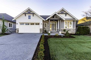 "Photo 1: 3891 LATIMER Street in Abbotsford: Abbotsford East House for sale in ""CREEKSTONE ON THE PARK"" : MLS®# R2511113"