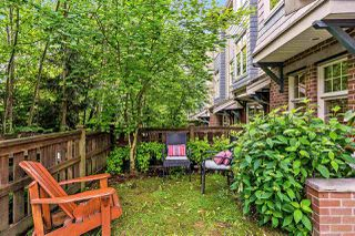 Photo 2: 1 3380 FRANCIS CRESCENT in Coquitlam: Burke Mountain Townhouse for sale : MLS®# R2501386
