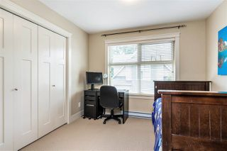 Photo 19: 1 3380 FRANCIS CRESCENT in Coquitlam: Burke Mountain Townhouse for sale : MLS®# R2501386