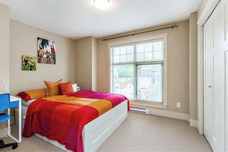 Photo 18: 1 3380 FRANCIS CRESCENT in Coquitlam: Burke Mountain Townhouse for sale : MLS®# R2501386