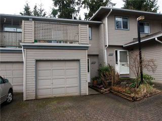 "Photo 10: 3944 INDIAN RIVER Drive in North Vancouver: Indian River Townhouse for sale in ""HIGHGATE TERRACE"" : MLS®# V875032"
