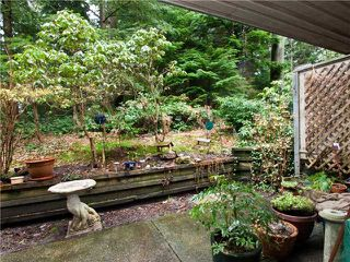 "Photo 9: 3944 INDIAN RIVER Drive in North Vancouver: Indian River Townhouse for sale in ""HIGHGATE TERRACE"" : MLS®# V875032"
