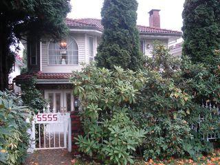 Main Photo: 5555 Willingdon: House for sale : MLS®# V917950
