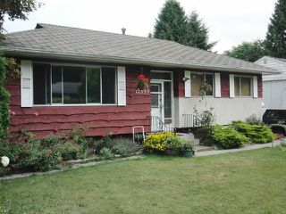 Photo 1: 12535 99TH Avenue in Surrey: Cedar Hills House for sale (North Surrey)  : MLS®# F1301831