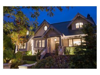 "Photo 1: 4448 MAGNOLIA ST in Vancouver: Quilchena House for sale in ""Quilchena"" (Vancouver West)  : MLS®# V1029968"