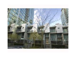 "Photo 10: 1463 W HASTINGS Street in Vancouver: Coal Harbour Townhouse for sale in ""WATERFRONT PLACE"" (Vancouver West)  : MLS®# V1047188"