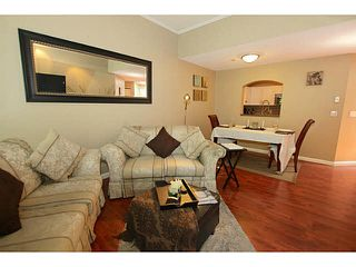 "Photo 4: 418 2960 PRINCESS Crescent in Coquitlam: Canyon Springs Condo for sale in ""THE JEFFERSON"" : MLS®# V1067744"
