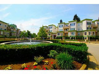 "Photo 1: 418 2960 PRINCESS Crescent in Coquitlam: Canyon Springs Condo for sale in ""THE JEFFERSON"" : MLS®# V1067744"