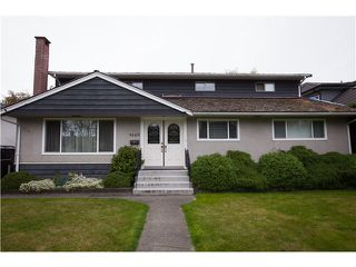 """Main Photo: 9160 WELLMOND Road in Richmond: Seafair House for sale in """"MONDS"""" : MLS®# V1091185"""